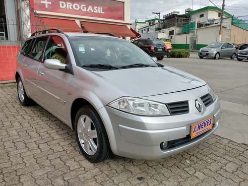 Renault Megane Grantour Dinamic