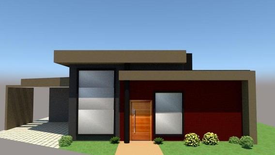 Casa Com 3 Dormitórios À Venda, 162 M² - Cará-cará - Ponta Grossa/pr - Ca0472