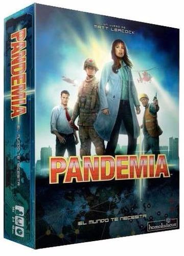 Pandemia - Pandemic Juego En Español / Envío Gratis