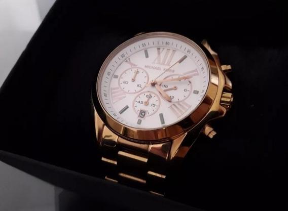 Relógio Michael Kors Dourado Feminino