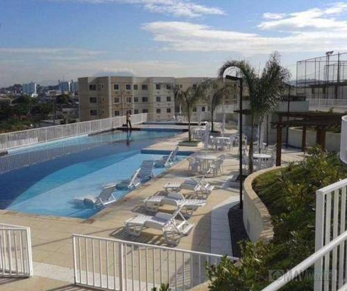 Imagem 1 de 30 de Apartamento Com 2 Dormitórios À Venda, 46 M² Por R$ 115.000,00 - Pavuna - Rio De Janeiro/rj - Ap0314