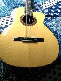 Guitarra Clásica Española Chavarry Maderas Aaa ,chiliquinga!