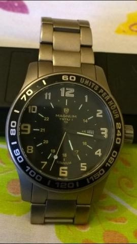 Relógio Magnum Tritium - T 25