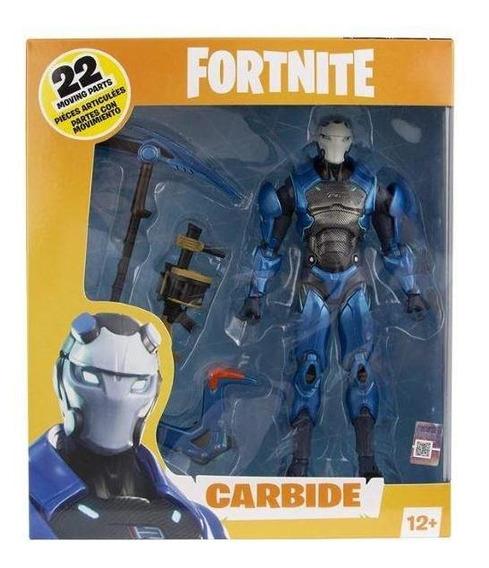 Fortnite - Carbide - Figura Articulada - Original