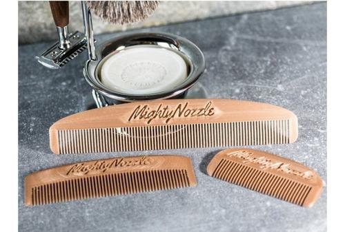 Peines Personalizados Para Barba Y Cabello De Caballeros