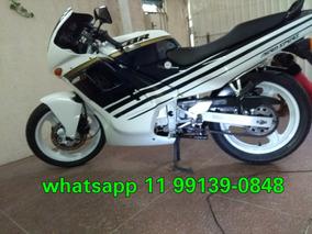 Honda Cbr 450 Sr Zerada