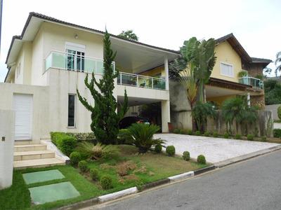 Casa Alto Padrão À Venda, Condomínio Beverly Hills, Km 28 Da Raposo Tavares - Ca14308