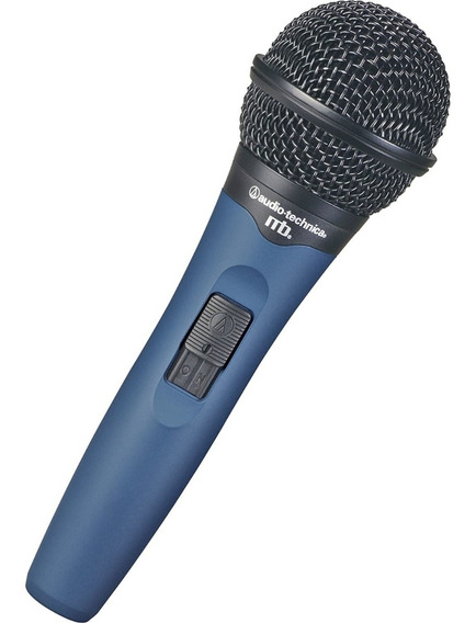 Microfone Com Fio Vocal Mb1k - Audio-technica