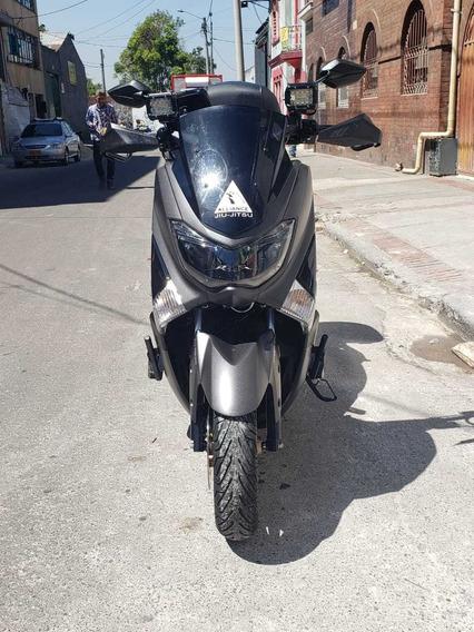 Yamaha Nmax 155 Con Accesorios
