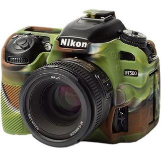 Easycover Funda Para Cámara Nikon D7500 (camo)