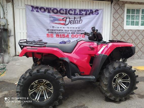 Honda Cuatrimoto Rubicon 500