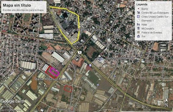 Terreno En Venta. Zona Industrial Sur. Mls 19-200.