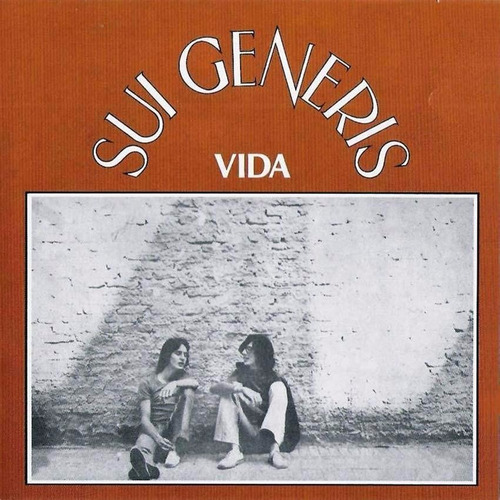 Vinilo Sui Generis Vida Lp Remasterizado 2015 Nuevo En Stock