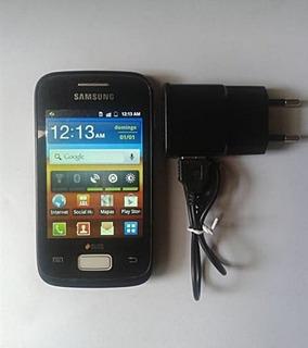 Celular Samsung Gt-s6102b Android 2.3 Duos Desbloqueado