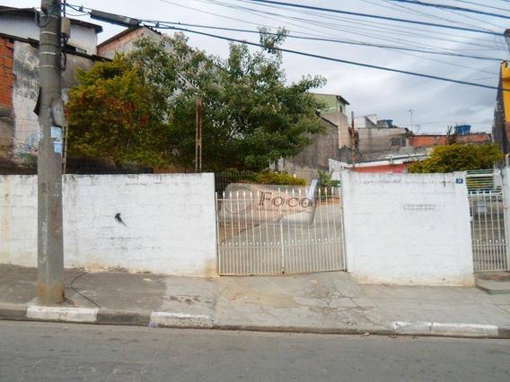Terreno Residencial À Venda, Vila Itapoan, Guarulhos - Te0047. - Te0047