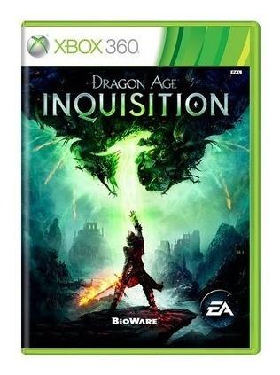 Dragon Age Inquisition - Xbox 360 Original - 2 Cd