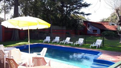 Alquiler Casa Quinta Zona Oeste Fin De Semana Vacaciones