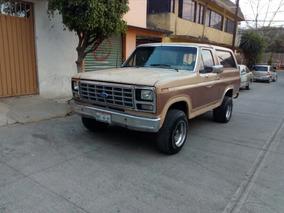 Ford Bronco Xlt Equipada
