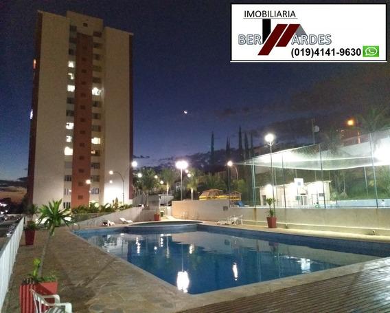 Apartamento Para Venda No Condomínio Quintas Do Verde, Jardim Antonio Von Zuben, Campinas - Ap00404 - 33610027