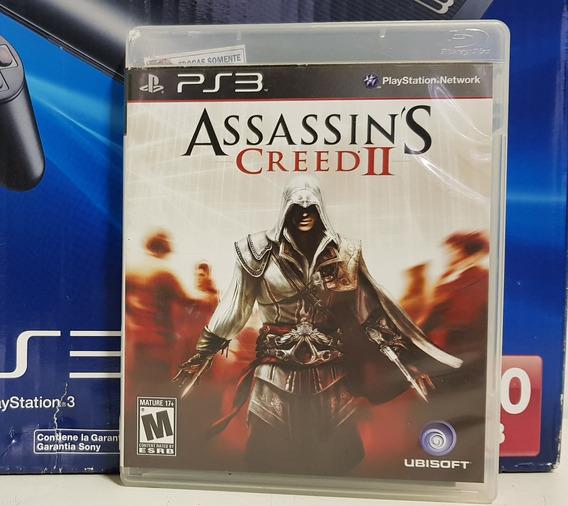 Jogo Assassins Creed 2 Playstation 3 Midia Fisica Ps3