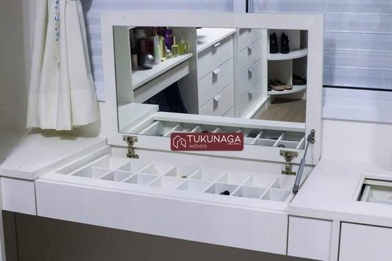 Sobrado Em Condomínio, 3 Dormitórios, 1 Suíte, 130 M² Por R$ 744.000 - Vila Ede - São Paulo/sp - So0714