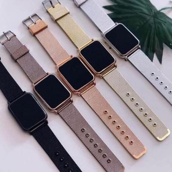 Relógio Touch Digital