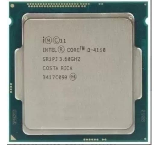 Processador Core I3 4160 3.6ghz 1150 Oem