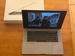 Vendo Macbook Pro 15 Touch Id Late 2016
