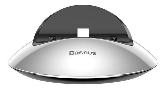 Base Dock Baseus Tipo C Carregador Usbc Samsung S8 S9 S10+