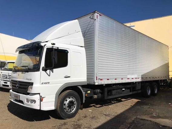 Mercedes-benz 2425 Truck Bau 10,50 Ar-cond Cabine Leito 2012
