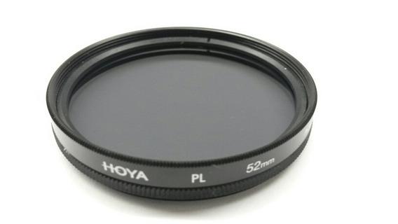 Filtro Polaridor Hoya 52mm Semi Novo