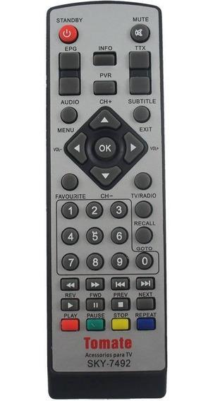 Controle Remoto Conversor Tv Digital Tele System St2100