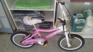 Bicicleta Nena Rodado 16 Usada