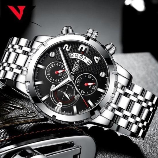 Relógio Nibosi Ni2356-1 Masculino