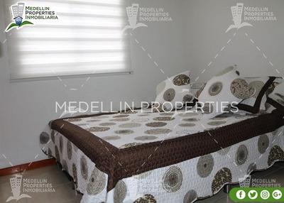 Arrendamientos De Apartamentos Baratos En Medellín Cód: 4994