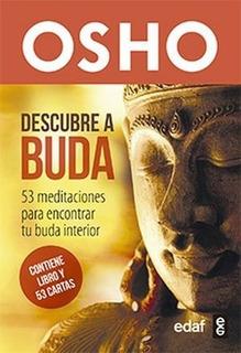 Descubre A Buda - Libro Y 53 Cartas- Osho - Nuevo- Original