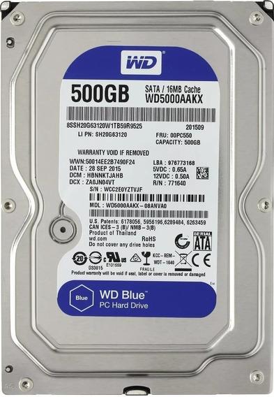 Hd Seagate 500gb Sata Dvr Desktop Diversos Modelos
