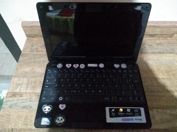 Netbook Cce Winbook N235 Leia O Anuncio
