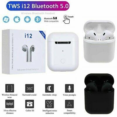 Audifonos Bluetooth Inalambricos I12 Tws 17