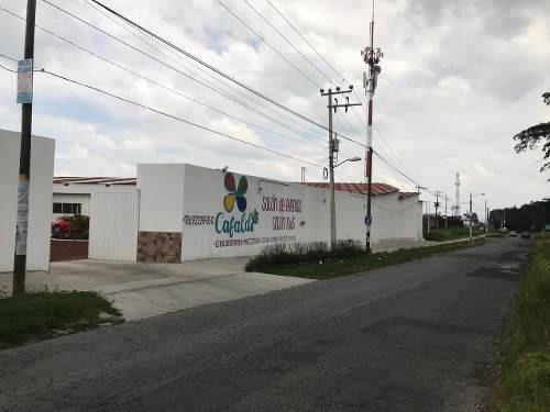 Local Comercial En Venta En Zinacantepec, Precio A Negociar!!!
