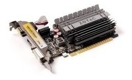 Tarjeta Video Zotac Nvidia Gt730 4gb Ddr3