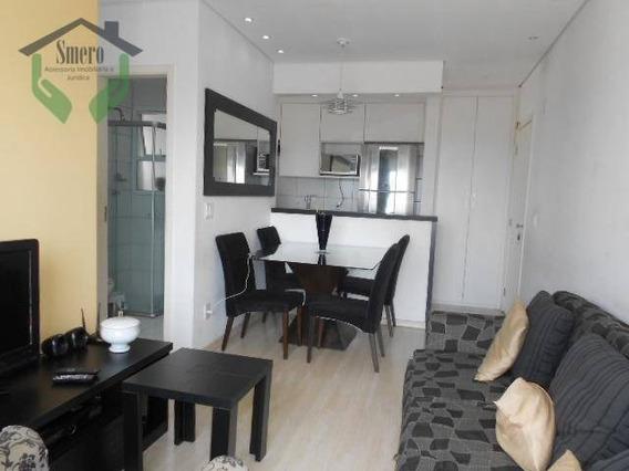Apartamento À Venda, 65 M² Por R$ 365.000,01 - Umuarama - Osasco/sp - Ap1995