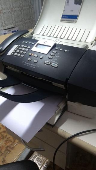 Impressora Com Fax Hp J3680 Preto E Branco 20ppm
