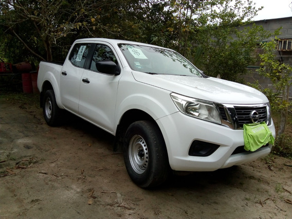 Nissan Np 300 Frontier Xe, 2016