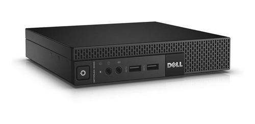 Imagen 1 de 4 de Mini Pc Dell  7040 I5 6ta 8 Ram 500 Dd 3 Meses De Garantia