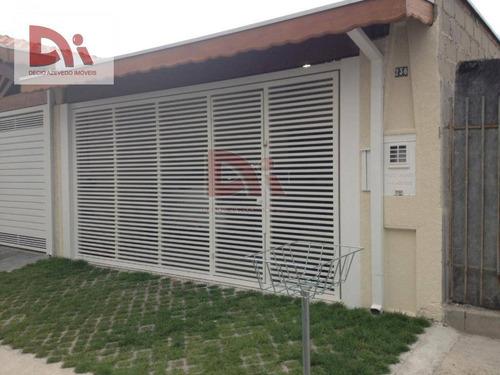 Casa Com 3 Dormitórios À Venda, 135 M² Por R$ 365.000,00 - Residencial Portal Da Mantiqueira - Taubaté/sp - Ca0073