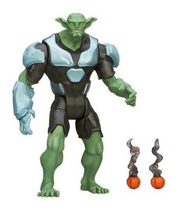 Marvel Duende Verde Figura Super Strength Green Goblin 4 In
