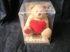 Urso De Pelucia Apaixonado