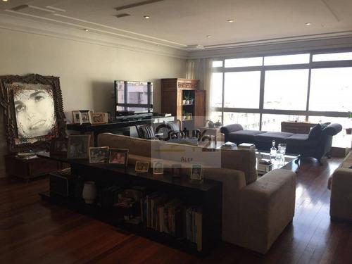 Apartamento À Venda, 210 M² Por R$ 2.600.000,00 - Higienópolis - São Paulo/sp - Ap1949