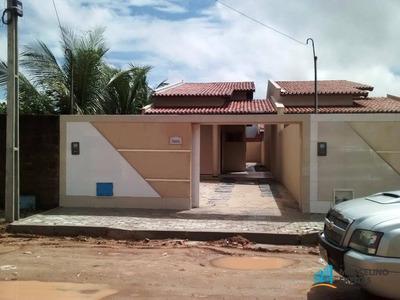 Casa Residencial À Venda, Divineia, Aquiraz - Ca1281. - Ca1281